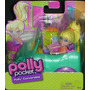 Coches Y Muñecas Polly Pocket Polly Convertible