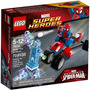 Lego Super Heroes - Spiderman Spider-trike Vs Electro 76014