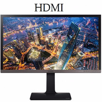 Monitor Led 19 Samsung Hdmi+vga Vesa Hd Pc Garantia 3 Años
