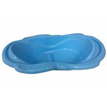 Bañera Plástica Para Bebés Dos Colores Disponibles Myp