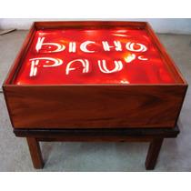 Mesa De Luz Com Areia Colorida (light Table - Sand Box)
