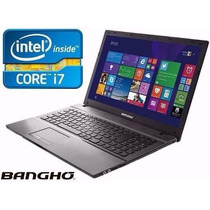 Notebook Bangho Core I7 4700 12gb Ram! 1tb Hd Win10 Diseño !