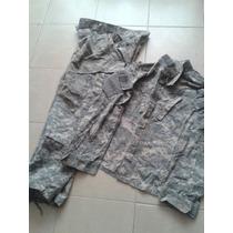 Uniforme Militar Us Army Original Acu Digital Gris M