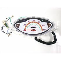 Painel Biz 100 (1998 A 2000) S/marcador Do Combustivel