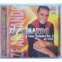 Cd Zé Armando E Seus Teclados - Vol.8 - Ao Vivo
