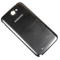 Tapa Trasera Gris Original Samsung Galaxy Note 2 N7100 317m