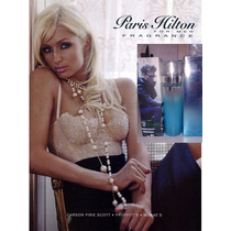 Perfume Paris Hilton Just Me Azul 4 Men 100ml Envio Gratis