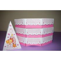 30 Cajas Golosineras Con Forma Porcion De Torta Souvenir
