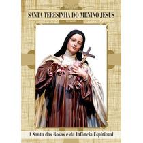Santinho Santa Teresinha - Milheiro De Promessa E Oração