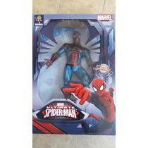Spiderman Gigante Hombre Araña Supermetalizado 50 Cm. Marvel