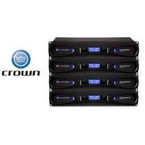 Crown Xls2502 Potencia Amplificador Digital Nvo Modelo