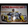 Juguete Kit De Tamiya 1/24 Renault Alpine A442b Turbo Model