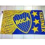 Bandera De Boca Juniors - Producto Oficial - Microcentro