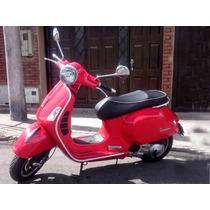 Moto Vespa Gts Super 300 - Excelente Estado
