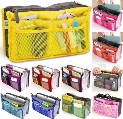 Organizador Acolchada De Bolsos Carteras 2 X 49 Soles - S/. 29,00 en Mercado Libre