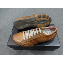 Zapato Franco Pasotti Zapatilla De Vestir Cuero Moderno 6047