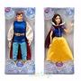 Princesa Blancanieves Y Principe Disney Store Articulados
