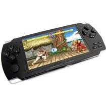 Consola Portatil Psp Emulador Snes Gba Sg Nes Gbc Juegos