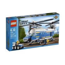 Lego City 4439 Helicoptero De Gran Capacidad Entrega Metepec