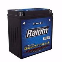 Bateria Rtx6l-bs Twister, Tornado, Falcon, Ninja 250 Raiom
