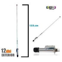 Antena Omnidireccional Tp-link Exteriores 12dbi + Pigtail