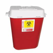 Bote Para Residuos Punzocortantes Biologicos Infeccioso 13l.