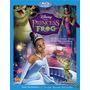Blu-ray The Princess & The Frog / La Princesa Y El Sapo