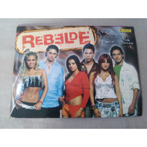 Álbum Rebelde Rbd Foto Cards C/ Pôster +brinde:cartão Postal
