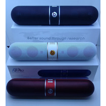 Caixa De Som Bluetooth Mp3 Pill Xl