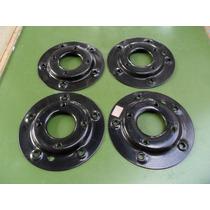 Vendo 4 Adaptadores De Rodas De Fusca De 5 Para 4 Furos