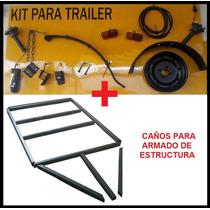 Kit Para Armado De Trailers
