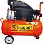 Compresor De Aire 25lts 2hp Lusqtoff + Kit Compresor 5 Pieza