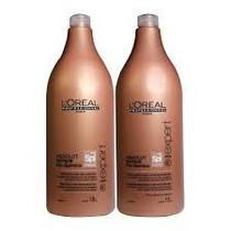 Loreal Shampoo Absolut Repair Pós Química + Cond.1500ml