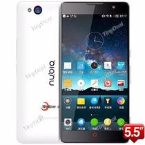 Zte Nubia Z7max 5.5 Fhd Snapdragon 801 Quad-core Android 5.