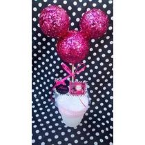Souvenirs Mickey Minnie Mouse Topiarios Cumpleaños Infantil