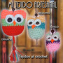 Colgantes Móviles Tejidos Al Crochet Para Tu Bebé Y Hogar