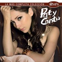 La Mas Completa Coleccion / Paty Cantu / 2 Discos Cd