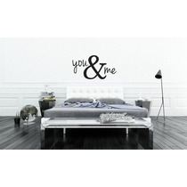 Vinilo Decorativo Amor - You & Me