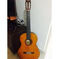 Guitarra Clásica Fender Cg-7 Indonesia