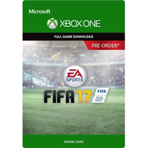 Fifa 17 - Xbox One - Código 25 Digitos