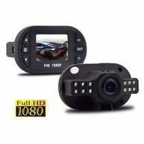 Câmera Filmadora Veicular Carro Cam Vídeo Recorder Hd Dvr