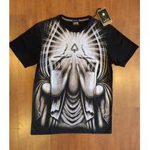 Camiseta Mcd Especial Holy Hands Colecao Nova Verão 16/17