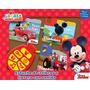 La Casa De Mickey Mouse Llavero Musical Con 3 Libros - Dial