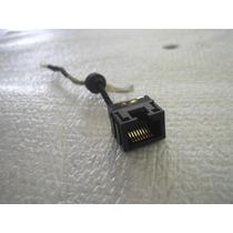 Cabo Conector Rj45 Notebook Sony Vaio Pcg71312l Usado