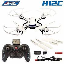 Drone Jjrc H12c Camara 2mpx Quadcopter Drone Blanco