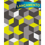 Papel Adesivo Decorado Contact Geometrico Xadrez - 10 Metros