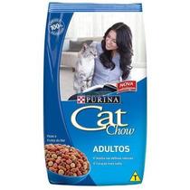 Ração Para Gato Cat Chow Adulto Peixe 10,1kg