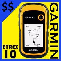 Gps Garmin Etrex 10 - Revenda Autorizada 1 Ano Garantia Off