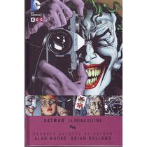 Batman The Killing Joke Importado Español Broma Mortal Hc