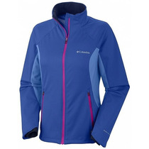 Campera Columbia Tectonic Soft Shell Omni-heat Dama